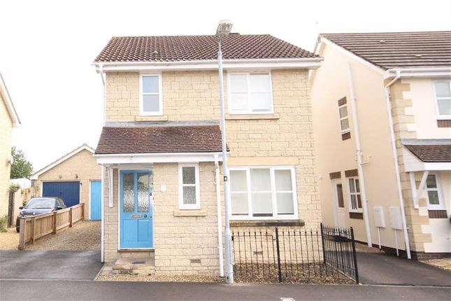 Thumbnail Link-detached house to rent in Meadowsweet Drive, Calne