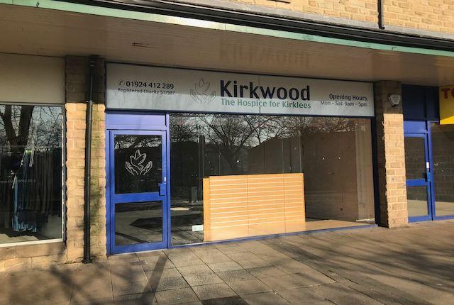 Thumbnail Retail premises to let in Unit 6A Northgate Retail Centre, Northgate, Heckmondwike