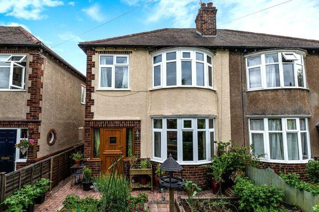 3 bed semi-detached house for sale in Wiltra Grove, Duffield, Belper DE56