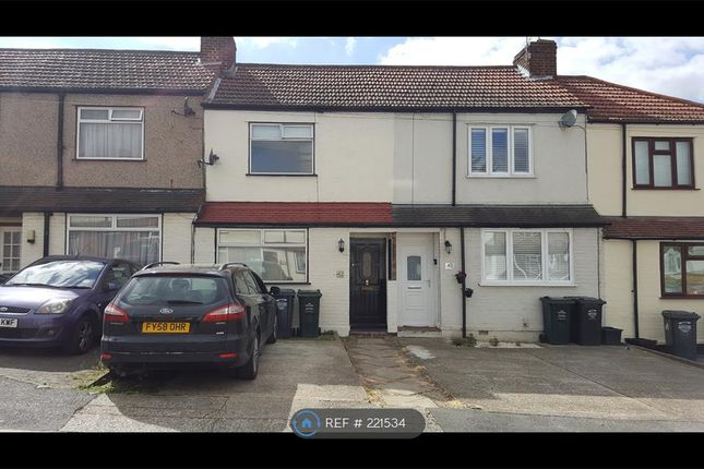Thumbnail Terraced house to rent in Mildred Close, Dartford