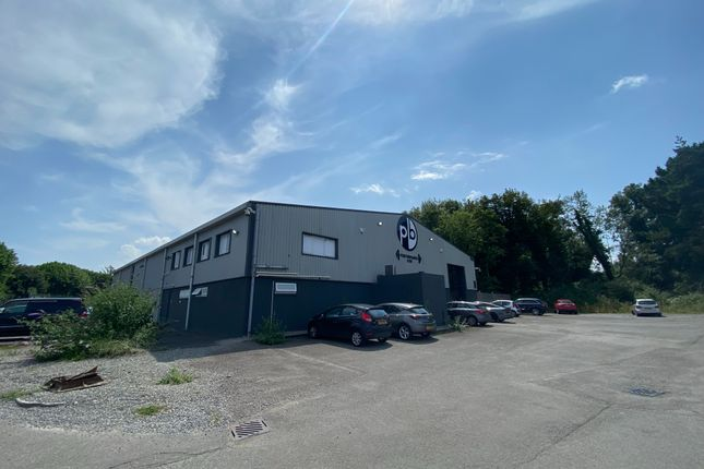 Thumbnail Light industrial for sale in Portmanmoor Road Industrial Estate, Cardiff