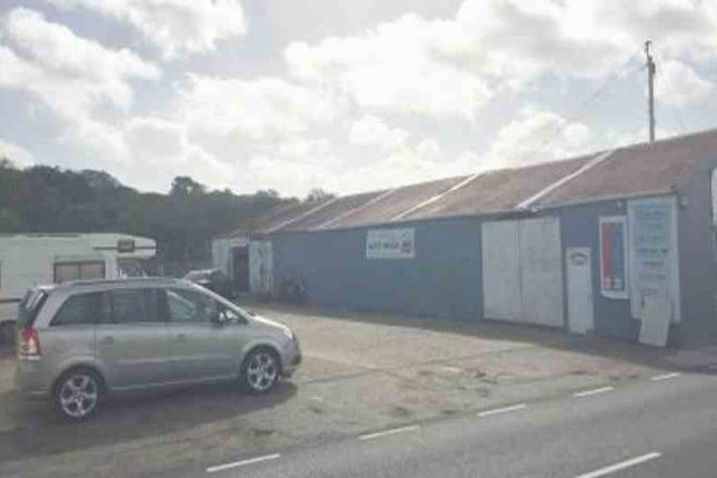 Thumbnail Commercial property for sale in Embankment Road, Bembridge