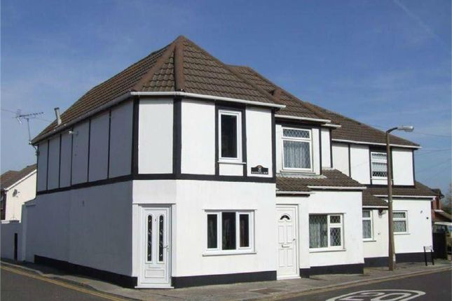 Thumbnail Terraced house for sale in Marnhull Row, Dunford Road, Poole