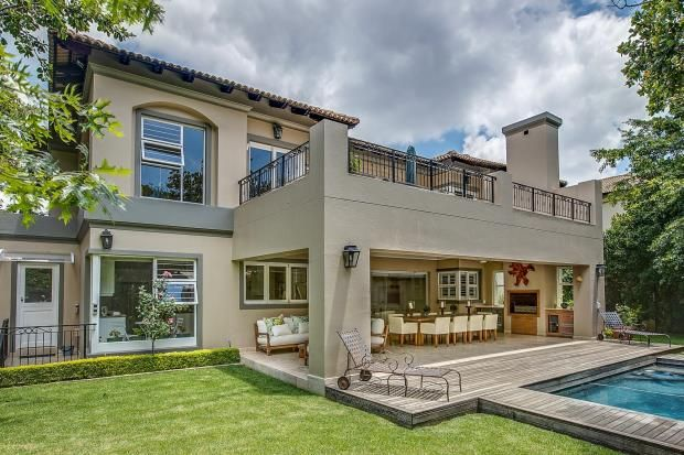 Thumbnail Property for sale in The Chesters, Bryanston, Johannesburg, 2191