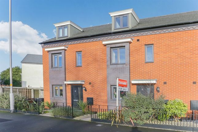 Thumbnail Town house for sale in Mercury Drive, Off Akron Gate, Oxley, Wolverhampton