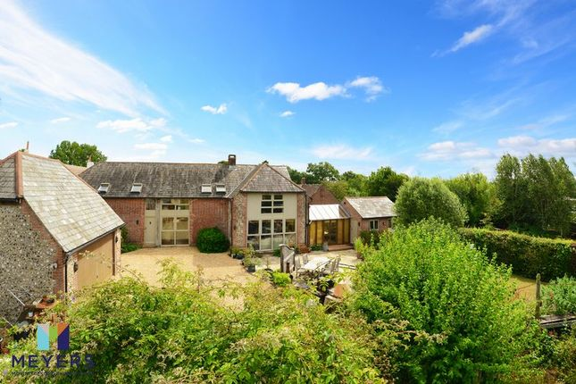Thumbnail Barn conversion for sale in Water Meadow Lane, Wool