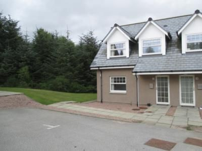 Thumbnail Semi-detached house to rent in Queens Court, Inchmarlo Golf Course