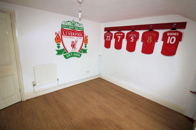 Bedroom Four of Rawson Road, Seaforth, Liverpool L21