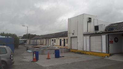 Thumbnail Light industrial to let in Paardeberg Road, Walker Lines Industrial Estate, Bodmin, Cornwall