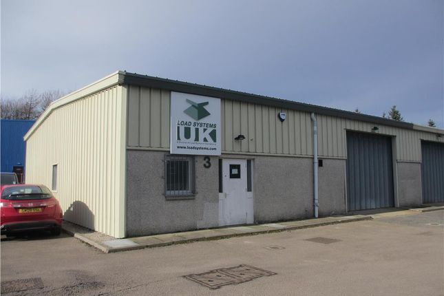 Light industrial to let in Unit 3, Kirkhill Place, Kirkhill Industrial Estate, Dyce, Aberdeen, Aberdeen City