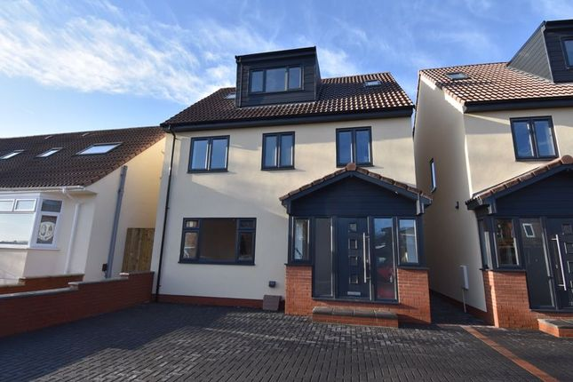 Thumbnail Detached house for sale in The Hawthornes, Staple Hill, Bristol