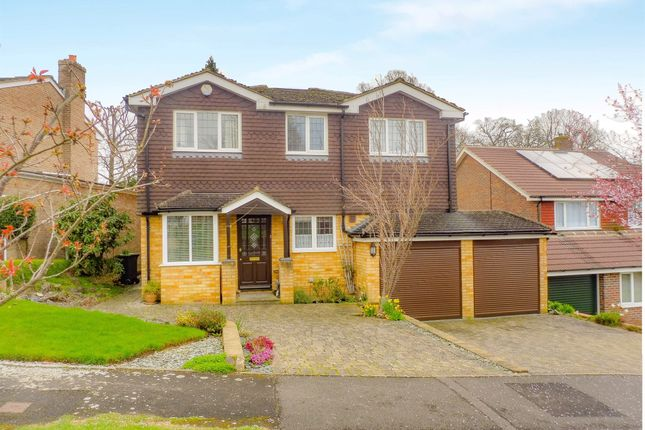 Thumbnail Detached house for sale in Savill Road, Lindfield, Haywards Heath