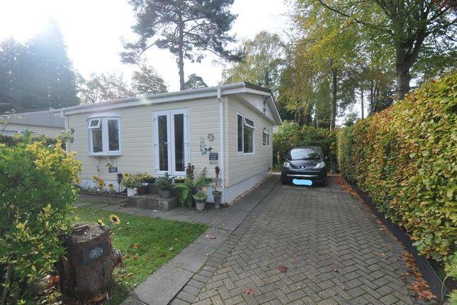 Thumbnail Detached house for sale in Green Glades, Grange Estate, Church Crookham, Fleet