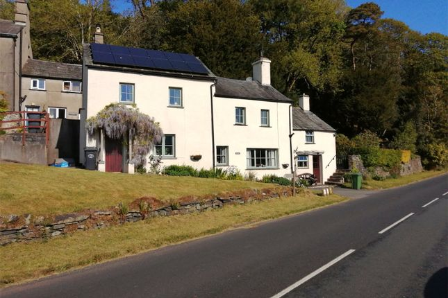 Thumbnail Detached house for sale in Woodview, Haverthwaite, Ulverston, Cumbria