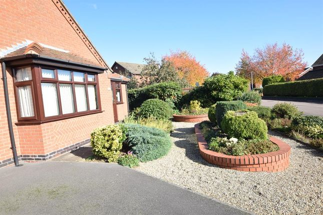 Front Garden of Greengarth, Bottesford, Scunthorpe DN17