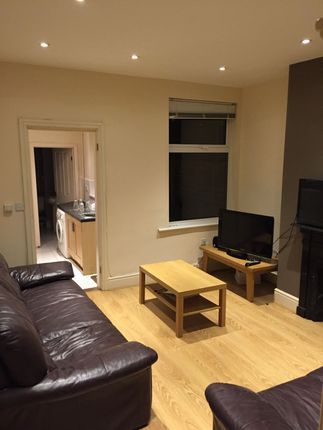 Thumbnail Terraced house to rent in Cumberland Road, Loughborough