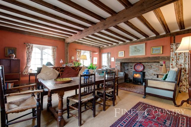 Thumbnail Cottage for sale in Church Street, Eye