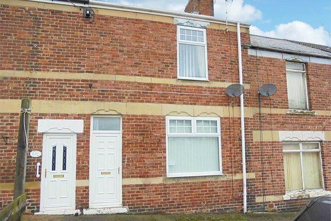 Thumbnail Terraced house for sale in Seymour Street, Horden, Peterlee, Durham