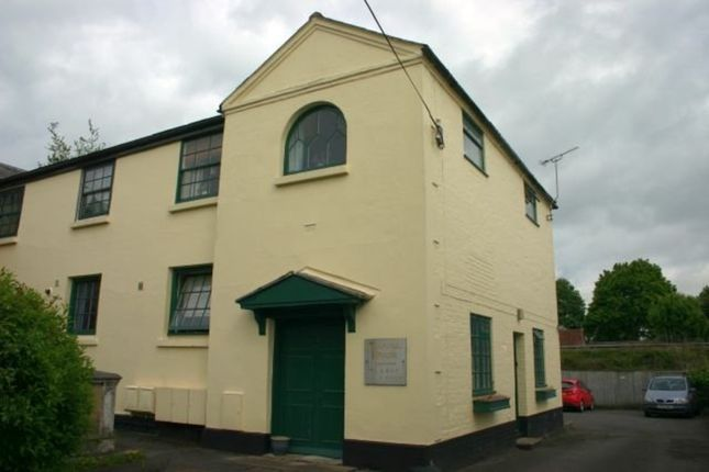 Thumbnail Flat for sale in Church Street, Hungerford