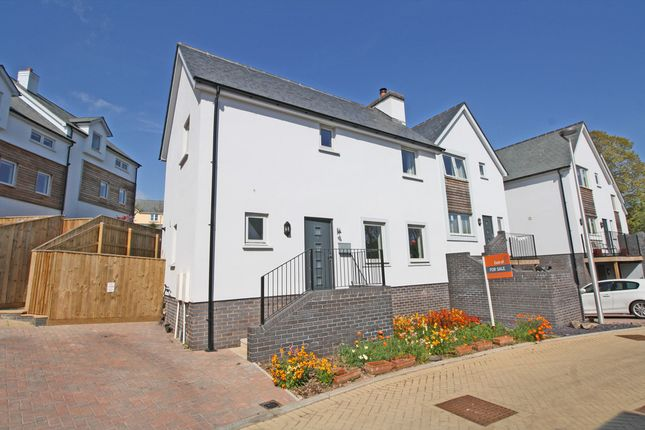 Thumbnail Detached house for sale in Summer Meadow, Lympstone, Exmouth