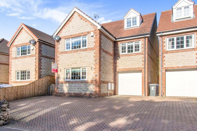 4 bed detached house for sale in Sheffield Road, Conisbrough, Doncaster DN12