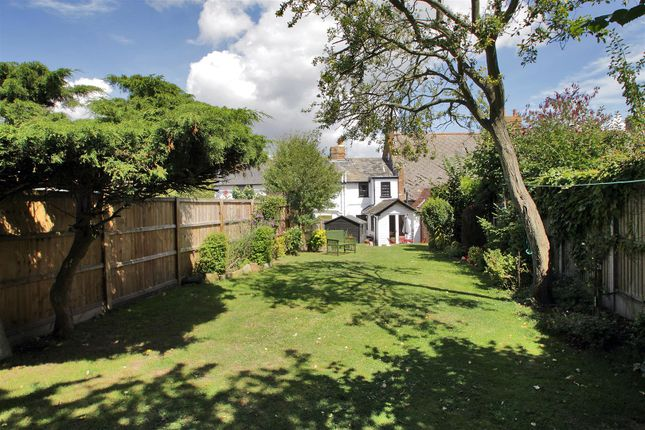 Thumbnail Terraced house for sale in The Street, Ickham, Near Canterbury