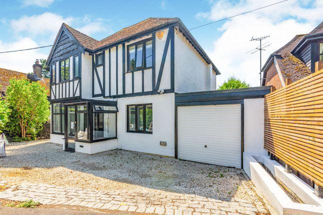 Thumbnail Detached house for sale in Sanctuary Lane, Storrington