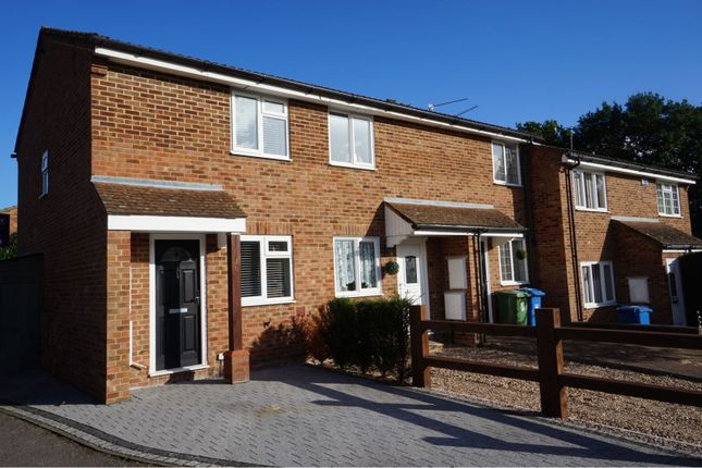Thumbnail End terrace house for sale in Mulberry Close, Sandhurst