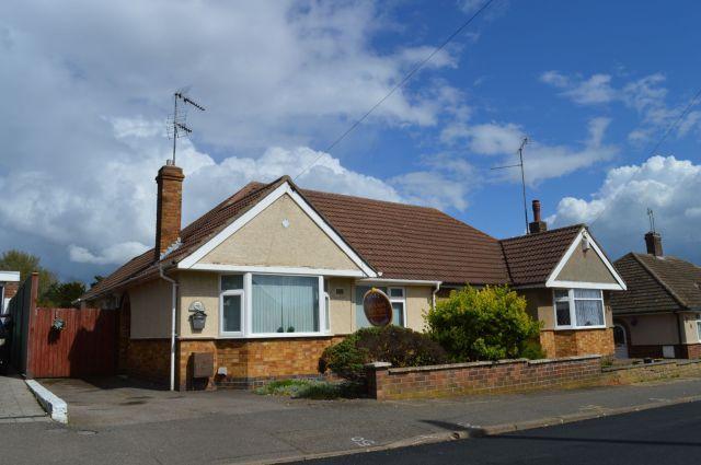 Thumbnail Semi-detached bungalow to rent in Orchard Way, Duston Village, Northampton