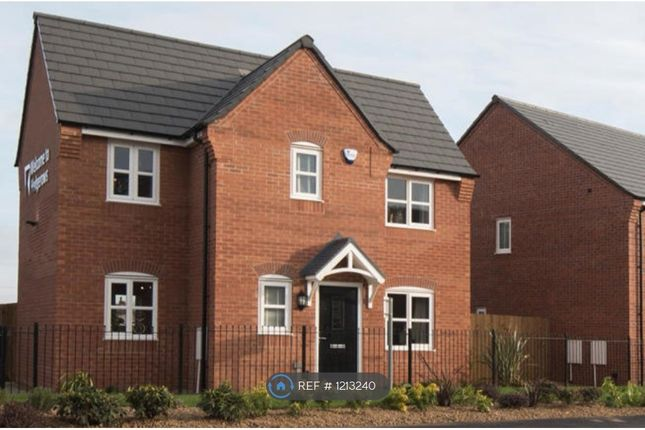 3 bed detached house to rent in Lawson Road, Bolsover S44