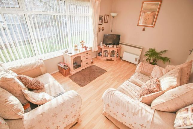 Living Room of Scotland Court, Winlaton, Blaydon-On-Tyne NE21