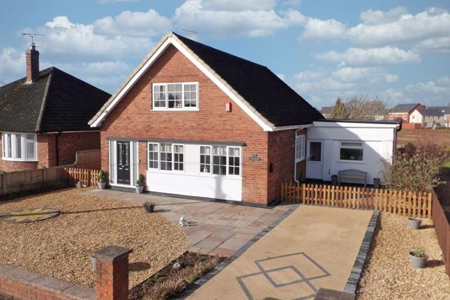 Thumbnail Detached house for sale in Stock Lane, Wybunbury, Cheshire