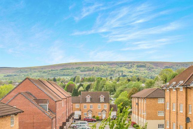 Thumbnail Flat for sale in Blaen Bran Close, Pontnewydd, Cwmbran
