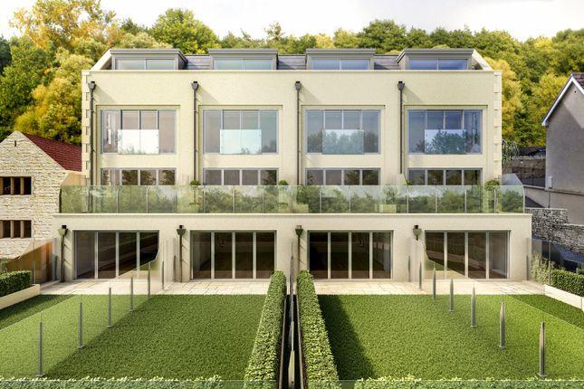 Terraced house for sale in London Road West, Bath