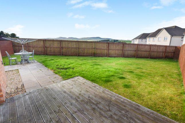 Rear Garden of Adam Crescent, Dundee DD3