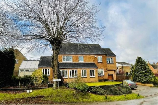 4 bed detached house for sale in Gynwell, Naseby, Northampton NN6