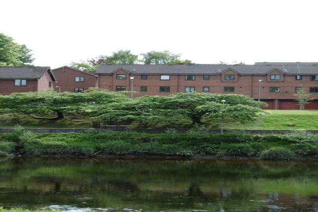Thumbnail 2 bed flat to rent in Kirkpatrick Court, Dumfries