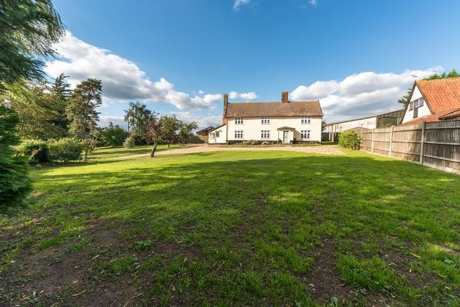 Thumbnail Detached house for sale in Smallworth, Garboldisham, Diss