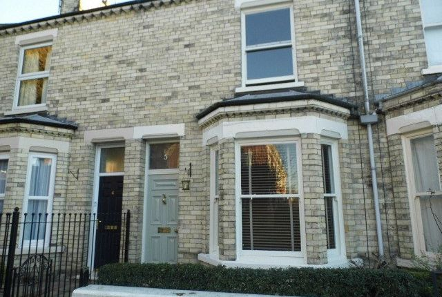 2 bed terraced house to rent in Alma Terrace, York