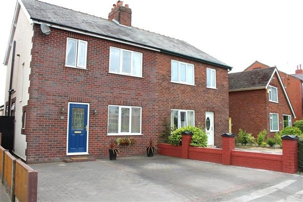 3 bed property for sale in Moor Road, Leyland