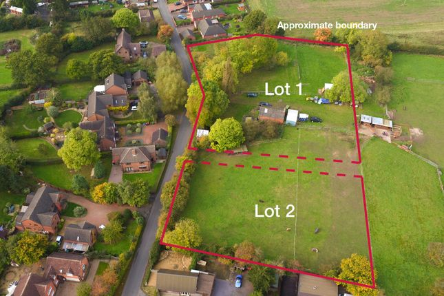 Thumbnail Land for sale in Horton Lane, Telford