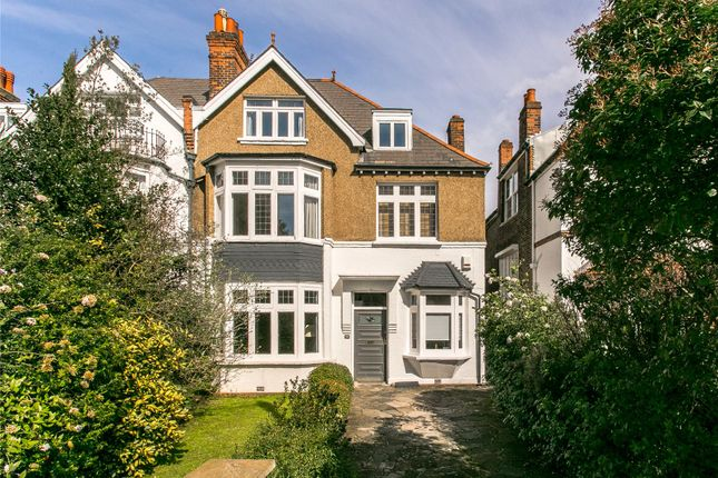 Thumbnail Semi-detached house for sale in Rodenhurst Road, Clapham, London