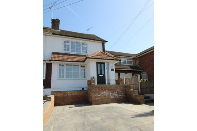 Thumbnail Semi-detached house for sale in High Road, Basildon