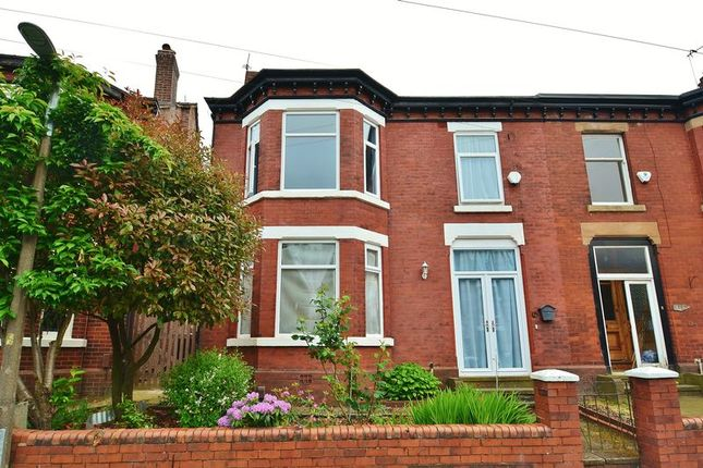 Thumbnail Semi-detached house for sale in Acresfield Road, Salford