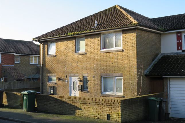 Thumbnail Terraced house for sale in Graffham Close, Brighton