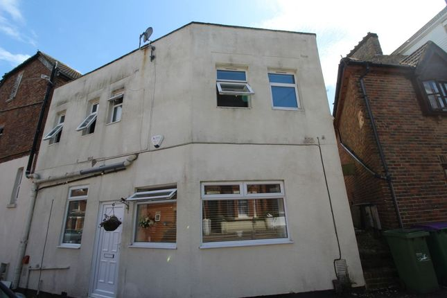 Thumbnail Terraced house for sale in Bournemouth Road, Folkestone
