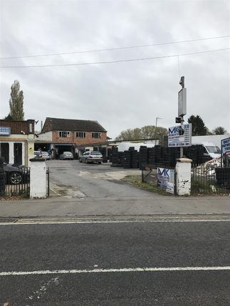Thumbnail Parking/garage for sale in Newport Road, New Bradwell, Milton Keynes