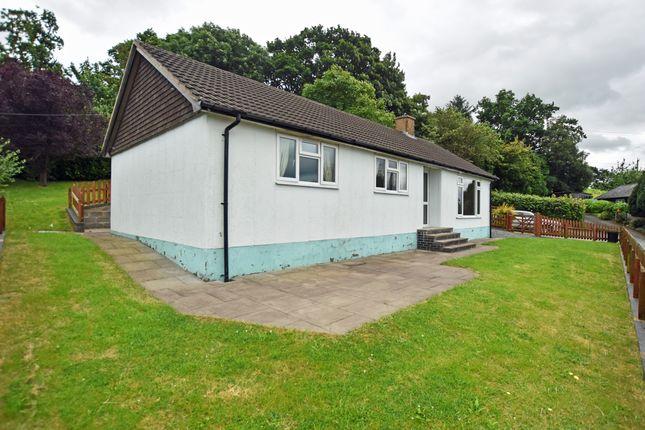 Thumbnail Bungalow to rent in Howey, Llandrindod Wells