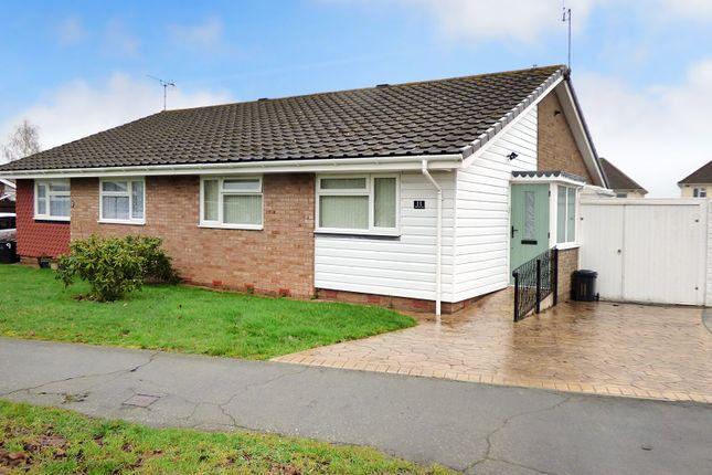 Thumbnail Semi-detached bungalow for sale in White Horses Way, South Beaumont Park, Littlehampton