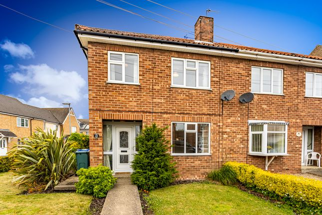 Thumbnail Semi-detached house for sale in Willington Road, Kirton, Boston